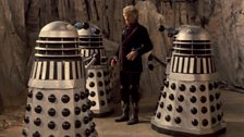 The Third Doctor's final encounter with the Daleks…