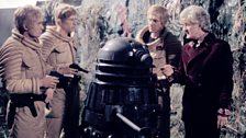 Thals, the Doctor and a Dalek!