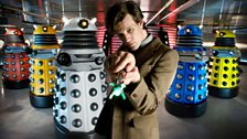 The Daleks have varied their appearance during the past 50 years…