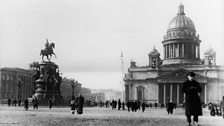 Image for ST PETERSBURG: On English influences on the city on the brink of WW1.