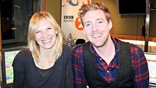 Image for Ricky Wilson chats to Jo Whiley