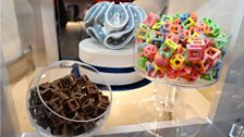 Image for CES 2014: 3D printer that makes sweets & a bendable TV