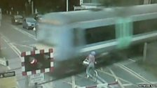 Image for 'Huge programme' to improve level crossing safety