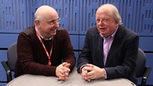 Image for John Sergeant talks to Rob Cowan