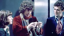 A famous moment from Genesis of the Daleks.