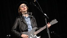 Image for Beck talks to Zane Lowe