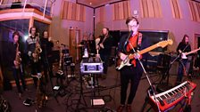 Bombay Bicycle Club in session