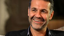 Image for Khaled Hosseini on childhood kite running in Afghanistan