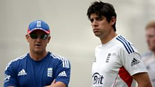 Image for Gooch on Andy Flower and Alastair Cook