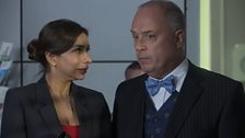 Image for Shobna Gulati and Steven Pinder guest star