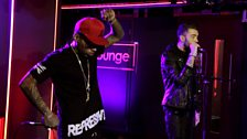 Image for Kid Ink covers Snoop Dogg's Gin and Juice in the 1Xtra Live Lounge