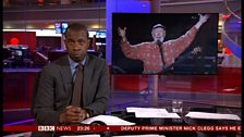 Image for BBC News: 28th January 2014