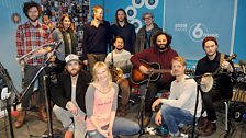 Image for Edward Sharpe & The Magnetic Zeros live in session