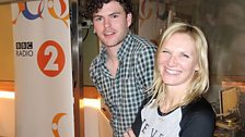 Image for Vance Joy in session for Jo Whiley