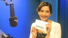 Image for Sonam Kapoor Interview