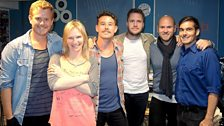 Image for Boy & Bear live in session for Jo Whiley