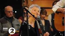 Peggy Seeger and Guests at the 2014 Folk Awards