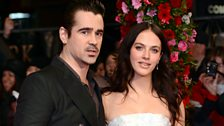 Image for Colin Farrell and Jessica Brown Findlay chat to Zoe Ball