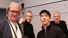 Image for John Harle and Marc Almond perform 'Black Widow' live on Loose Ends.
