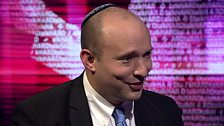 Image for Naftali Bennett: Israeli settlements must stay