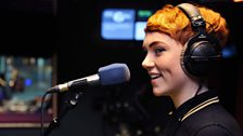 Image for Chloe Howl is in the Live Lounge
