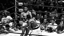 Image for 50 years on: Cassius Clay v Sonny Liston fight