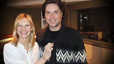 Image for Rufus Wainwright chats to Jo Whiley