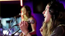 Image for Haim - If I Could Change Your Mind in the Live Lounge