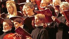 Image for Cathedral choirs 'under threat'