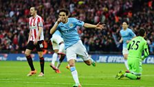 Image for Manchester City 3-1 Sunderland