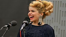Image for Paloma Faith performs Can't Rely On You on Loose Ends