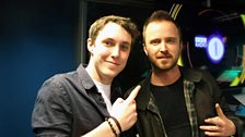 Image for Aaron Paul chats with Chris Stark