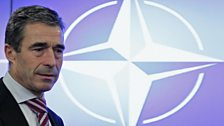 Image for Nato chief: 'Defence comes at a cost... but insecurity is much more expensive'
