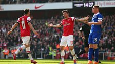 Image for Arsenal 4-1 Everton