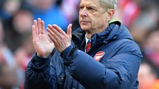 Image for Arsene Wenger: Performance can lift us