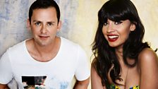 Image associated with Scott Mills and Jameela Jamil have the latest new entries and high climbers.