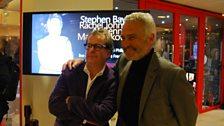 Mark Borkowski and Stephen Bayley