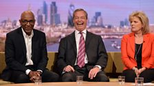 Phillips, Farage, Soubry, 1st June 2014