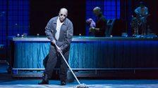 Alastair Moore as Francis