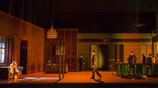 Boulevard Solitude Production Image