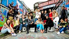 Charlie chats to Ny, Mim and Lady Lykes from brand new BBC Three show, South Side Story!