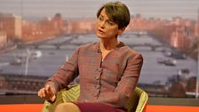 Shadow Home Secretary Yvette Cooper MP