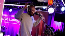 Image associated with Hot for 2015 artist Stormzy is in 1Xtra's Live Lounge, plus Film Fridays with Rhianna.