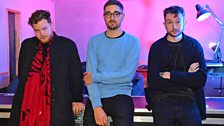 Image associated with Alt-J are in session from Maida Vale, plus a Hottest Record from Eric Prydz v Chvrches.