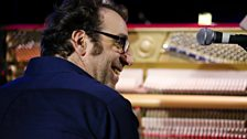 Image associated with Keyboard genius Chilly Gonzales plays live on the show, as Huw's Piano Sessions return.