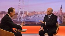 Iain Duncan Smith MP, Secretary of State for Work and Pensions