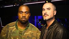 Image associated with Kanye West is back for another in-depth chat with Zane.