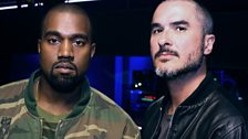 Yeezy talks to Zane Lowe about his life, his music, his fashion and his wife