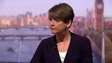 Yvette Cooper MP, Shadow Home Secretary