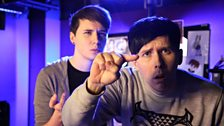 Image associated with Dan & Phil are back and face off in the Seven-Second Challenge!